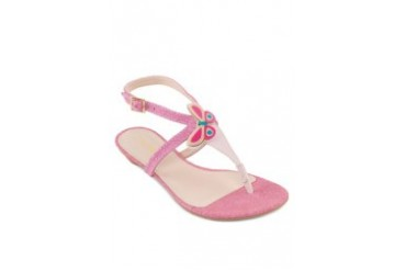 Biondini by Shoeville Butterfly Sandals