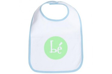 Baby Retro Bib by CafePress