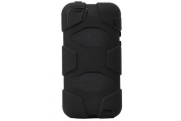 Milwaukee Hard Case with Rubber Cover for iPhone5C