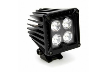 KC HiLites 3 Inch Cube Series LED Spot Light 1310 Offroad Racing, Fog & Driving Lights