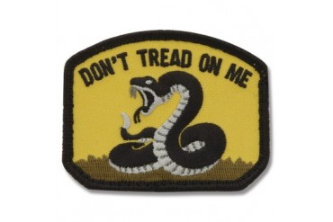 "Mil-Spec Monkey ""Don't Tread On Me"" Gadsden Flag Patch - Full Color"