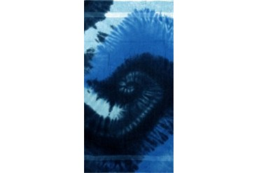 Typhoon Tie Dye Premium Plush Beach & Bath Towel