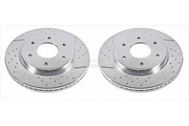 Power Stop Brake Rotor JBR1161XPR Disc Brake Rotors