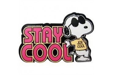 Peanuts Snoopy Stay Cool Sticker