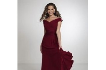 "Pretty Maids ""In Stock"" Bridesmaid Dress - Style 22534"