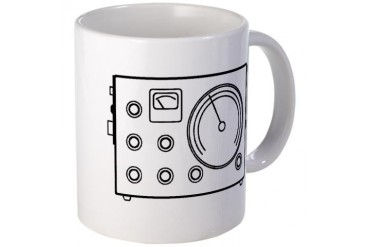 Sailor Radio Hobbies Mug by CafePress