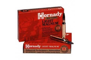 Hornady Boat Tail Spire Point Light Magnum Rifle Ammunition - Hornady Ammo 308 Win 165gr Btsp Lm