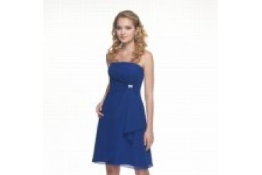 "Bella ""In Stock"" Bridesmaid Dress - Style BM1222"