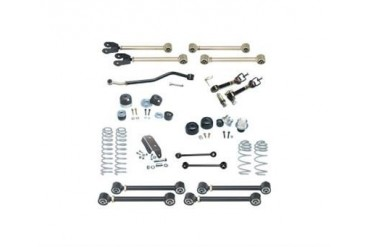 Currie 4 Inch Johnny Joint Lift Kit CE-9800H Complete Suspension Systems and Lift Kits