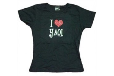 I love Yaoi Word Babydoll T-Shirt