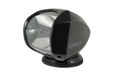 Marinco Spl-12b Wireless Spot Light 100w 12 24v Black