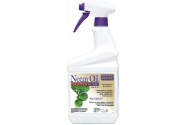 12 Pack Bonide 022 Neem Oil Rtu 32 Oz