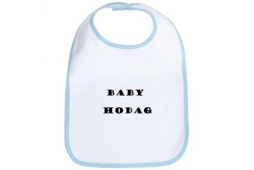 Hodag Wisconsin Bib by CafePress