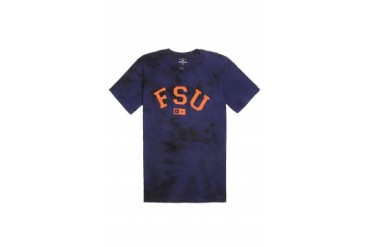 Mens Fourstar T-Shirts - Fourstar FSU Lightning Wash T-Shirt