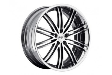Niche Wheels Track Series M210 Pulse Wheel Polished Only 22x12