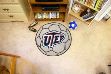 Fanmats University of Texas - El Paso Miners Soccer Ball