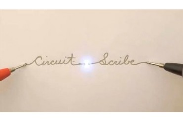 Circuit Scribe Conductive Ink Pen