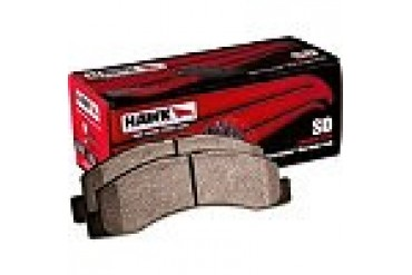 1999-2004 Ford F-250 Super Duty Brake Pad Set Hawk Ford Brake Pad Set HB302P.700