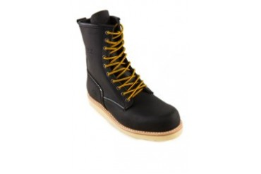 Leather High Cut Boots
