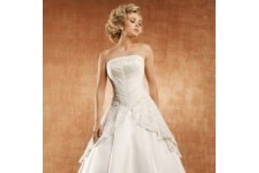 Saison Blanche Couture Wedding Dresses - Style 4143