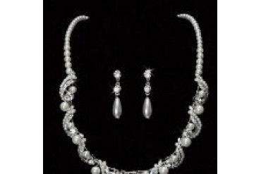 En Vogue Necklace and Earrings Sets - Style NL1452