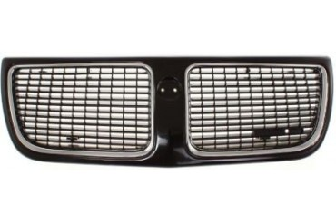1989-1991 Pontiac Grand Am Grille Assembly Replacement Pontiac Grille Assembly 8394 89 90 91