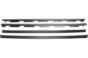 1988-1991 Chevrolet K1500 Weatherstrip Seal Precision Parts Chevrolet Weatherstrip Seal WFK 1110 88 88 89 90 91