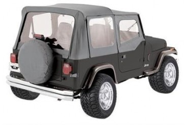 Rampage Complete Soft Top  68211 Soft Tops