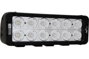 "Vision X Lighting  11"" Evo Prime Double Stack Wide Beam LED Light Bar XIL-EP2.640 Offroad Racing, Fog & Driving Lights"