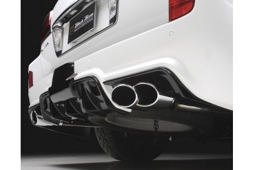 Wald International DTM Sport Exhaust System Lexus LX570 07-11