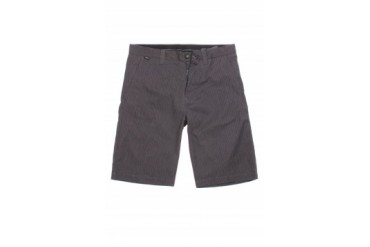 Mens Fox Shorts - Fox Essex Pinstripe Chino Shorts