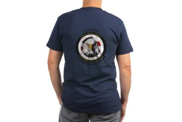 US Military Hall of Fame Men's Fitted T dark Military Men's Fitted T-Shirt dark by CafePress