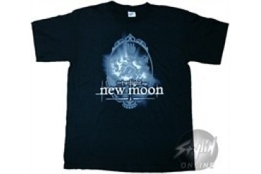 The Twilight Saga New Moon Cullen Crest T-Shirt