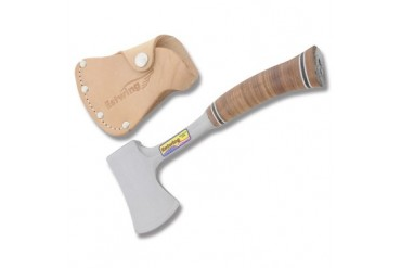 "Estwing Sportsman 12"" Axe with Leather Sheath"