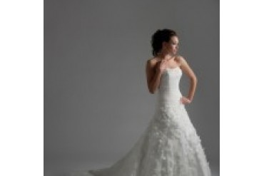"Bonny Essence ""In Stock"" Wedding Dress - Style 8110"