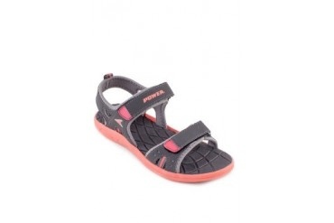 Power Velcro Strap Sandals