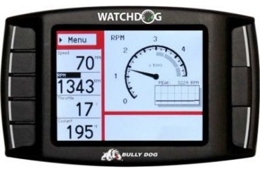 1996-1997 Ford F-350 Performance Monitor Bully Dog Ford Performance Monitor 40402 96 97