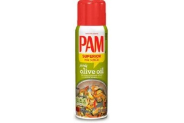 Pam Purely Olive Oil No Stick Cooking Spray