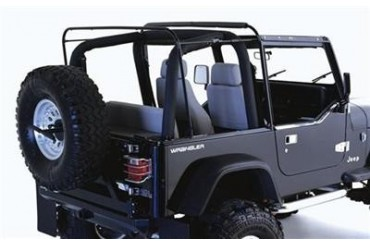 Rampage Replacement Soft Top Hardware  69999 Soft Top Hardware