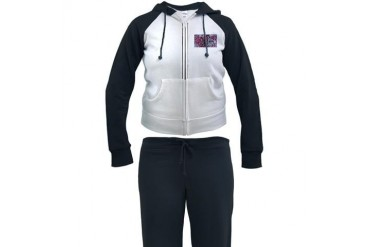 Invisible Nature Women's Tracksuit by CafePress
