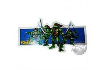 Teenage Mutant Ninja Turtles Line Up Stickers