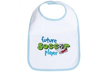 Future Soccer Player Soccer Bib by CafePress