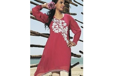 Pleasing Viscose Kurti