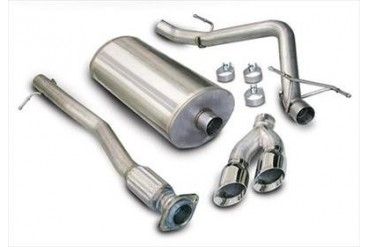 Corsa Performance Exhaust Touring Cat-Back Exhaust System 14515 Exhaust System Kits