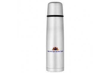 Large Thermos Bottle Michigan Large Thermosreg; Bottle by CafePress