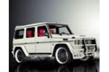 Hamann Carbon Fiber Exterior Set 15-Pc Mercedes-Benz G55 AMG 98-04