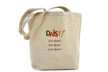 Daisy Cupsthermosreviewcomplete Tote Bag by CafePress