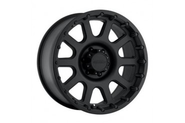 Pro Comp Alloy Wheels Series 7032, 16x8 with 5 on 4.5 Bolt Pattern - Flat Black 7032-6865 Pro Comp Xtreme Alloy Wheels