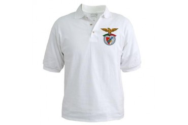 benfica logo.bmp Golf Shirt
