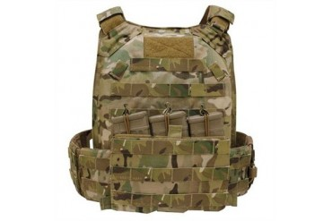 Lightweight Plate Carrier (Lwpc) - Lightweight Plate Carrier Multi-Cam Small
